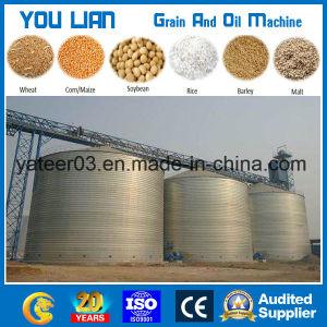 100 Ton to 2000ton Flat Bottom Steel Grain Silo pictures & photos