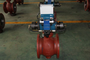 API608 Hydraulic Control Ball Valve 250hq747f16c
