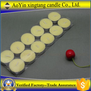 Color Scented Promoting Tealight Candle Manufactures pictures & photos
