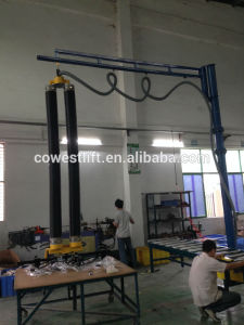 Tube Vacuum Lifter for Carton Box Stacking 100kg Above