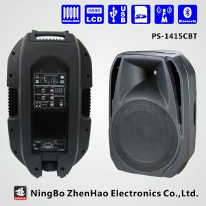 Professional 2 Way USB Active DJ Speaker with Bluetooth (PS-1415cbt) pictures & photos