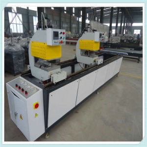 Two Head Welding Machine for Plastic Window