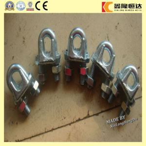 DIN741 Elec/ Galv Malleable Wire Rope Clip pictures & photos
