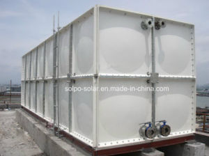 High Quality GRP Sectional Water Tank /Cheaper Water Tank Factory