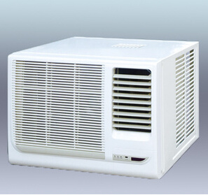 Famous Brand Hot and Cold Window Type Air Conditioner pictures & photos
