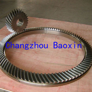 Zp49.5 Spiral Bevel Gear for Oil Drilling Rig pictures & photos