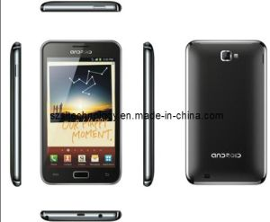 Mobile Phone Android 2.3.4 OS GPS+Agps WCDMA&GSM Mtk6573 Smart Phone A9220