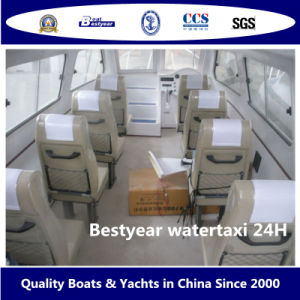 Bestyear Watertaxi 24h Boat pictures & photos