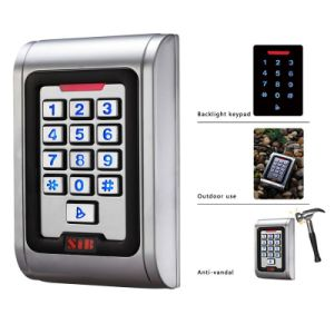 Waterproof IP68 Access Control Keypad (S100EM) pictures & photos