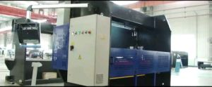 CNC Hydraulic Servo Synchronized Bender pictures & photos