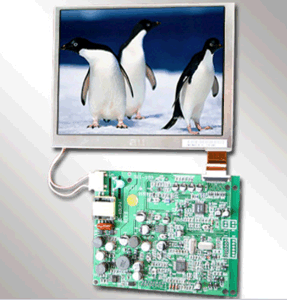 5.6 TFT LCD Display components with Resistive Touch pictures & photos