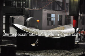 Steel Casting Turbine Blades for Wind Power System pictures & photos