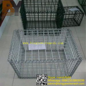 Welded Gabion Cage Gabion Retaining Wall pictures & photos