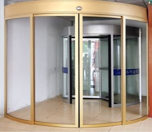 Th-R9 Automatic Curved Door System pictures & photos