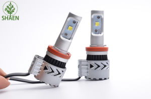 6000lm CREE All in One Headlight H7 Auto LED Light pictures & photos