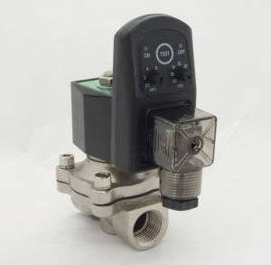 2N Series Stainless Steel Solenoid Valve pictures & photos