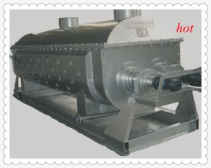 Qj Hollow Blade Drying Machine for Drying White Spirit Vinasse pictures & photos
