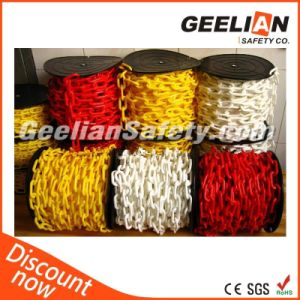 Colorful All Kinds of Durable Long Link Plastic Chain pictures & photos