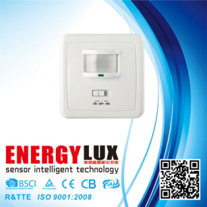 ES-P09B Wall Install Infrared PIR Sensor Three Line pictures & photos