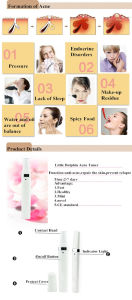 Acne Remover Pen Professional Beauty Pen Professional Skin Care Machine pictures & photos