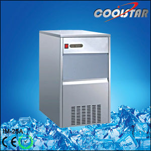 Bullet Type Cube Ice Maker with Ce RoHS (IM-25A) pictures & photos