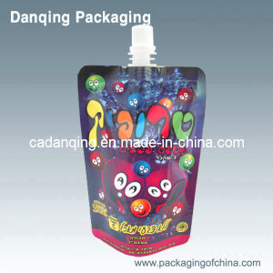 Stand up Pouch with Spout for Jelly (DQ0956) pictures & photos