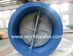 Ductile Iron Wafer Check Valve (H77X-10/16) pictures & photos