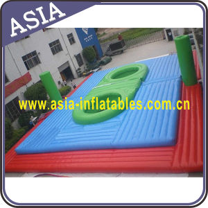 Inflatable Bossaball Game, Inflatable Volleyball Court, Inflatable Sports Games pictures & photos