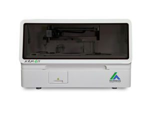 Full-Automatic Chemistry Analyser Blood Testing Analyzer pictures & photos