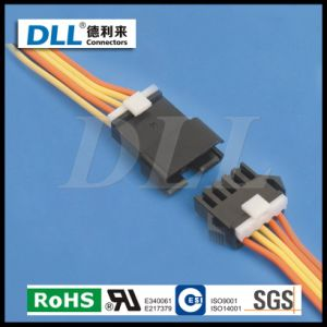 Jst Sm 2.5mm Pitch SMP-03vf-B SMP-02vf-B SMP-03vf-N SMP-02vf-N PA66 Connector pictures & photos
