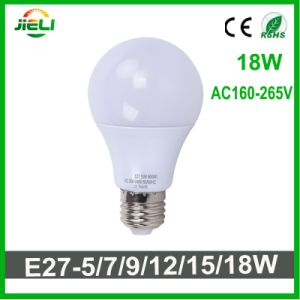 Wholesale Good Quality SMD2835 18W LED Round Bulb pictures & photos
