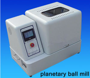 Mini Planetary Ball Mill for Industry Grimding and Milling pictures & photos