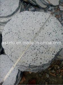 Lava Stone/ Volcano Stone Round Garden Paver pictures & photos
