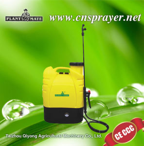 Agricultural Electric Knapsack Sprayer (HX-16A) pictures & photos