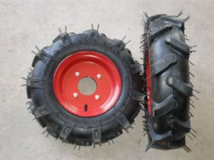 "Agricultural Pneumatic Air Wheels 16""X480/4.00-8 pictures & photos"