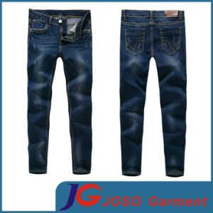 Factory Wholesale Fashion Girl Jeans Denim Pants (JC1267) pictures & photos