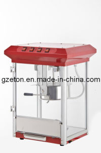 CE Approved 8oz Commercial Stainless Steel Popcorn Machine Et-Pop6a-E(Red0 pictures & photos