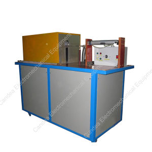 Industrial Electric Induction Heating Forging Furnace for Metal Foundry If-45kw
