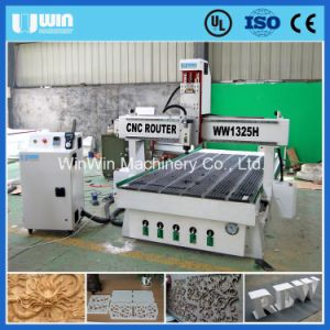High Quality Ww1325h CNC Wood Cutting Machine pictures & photos