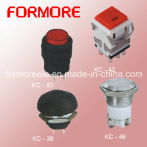 Different Types of Push Button /Putton Button Switch pictures & photos