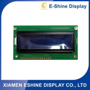 Character Positive LCD Monitor Module Display with Blue Backlight pictures & photos