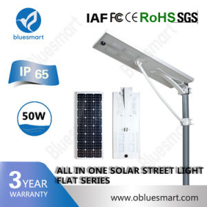 Factory Direct Integrated Solar Street Lamp with Solar Module pictures & photos