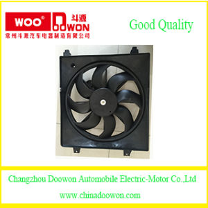 Auto Parts for Hyundai Santafe 25380-2b100 Electric Cooling Fan