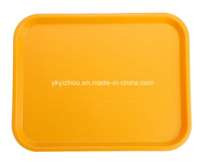 Plastic Food Service Tray for School / Restaurant pictures & photos
