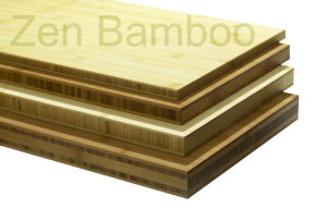 Solid Bamboo Panels with Fsc Certified pictures & photos