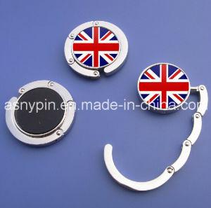 UK Flag Bag Hanger Hook Souvenir Gifts pictures & photos