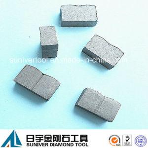 Basalt Cutting Segment Diamond for Armenia Market pictures & photos