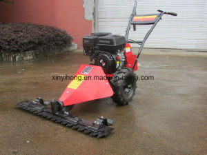 Gasoline 6.5HP Scythe Mower with 800mm Cutter pictures & photos
