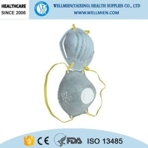Nonwoven Cone Type FFP1 Dust Mask with or Without Valve pictures & photos