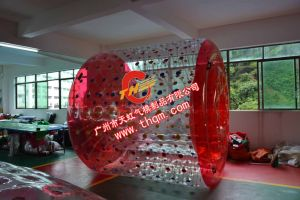 Inflatable Roller/Inflatable Game/Inflatable Grass Ball/Inflatable Orlling Ball pictures & photos